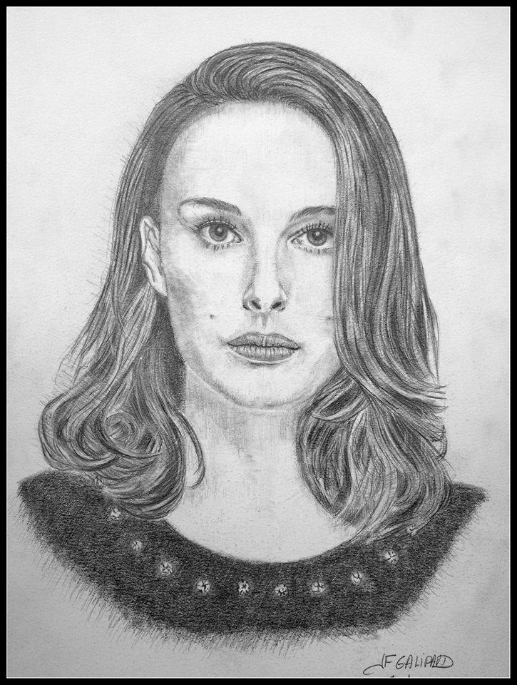 Natalie Portman por JFG
